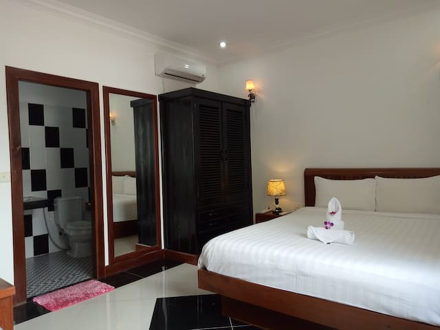 Oriental Siemreap - Superior Double with views