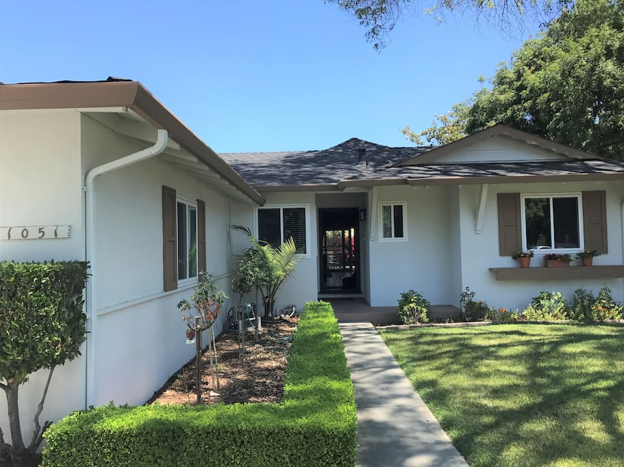 Private Entrance Room For Rent In San Jose Ca