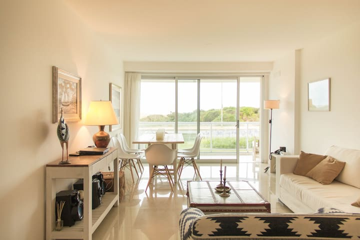 Espectacular depto con vista al mar - Punta del Este - Apartment