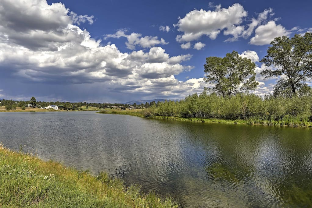 This condo offers you an opportunity to explore Pagosa Springs to its fullest!