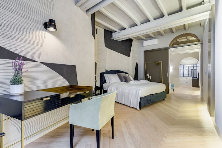 Charming and new apartment near Piazza di Spagna