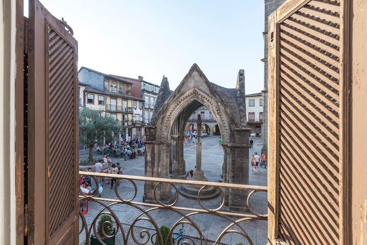 A L da Praça - Guimarães - Loft