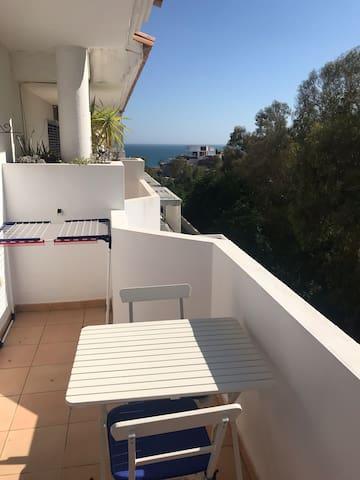 Terrace Living room  - Terraza del salon
