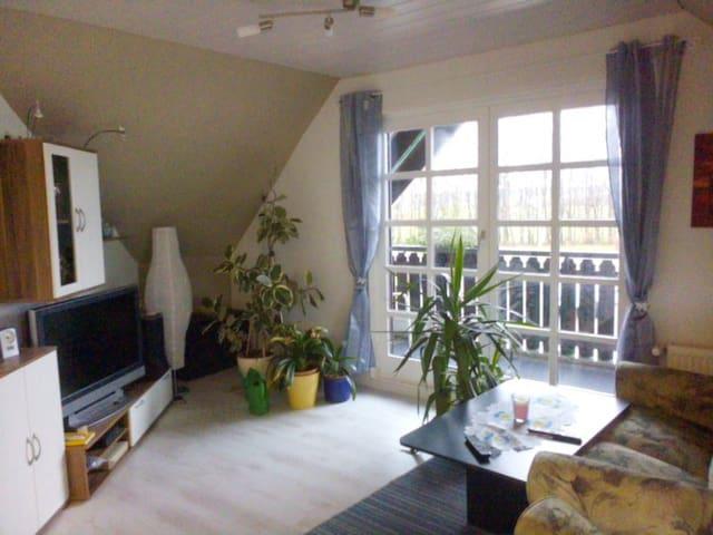 Gästewohnung mit Balkon - Dierdorf