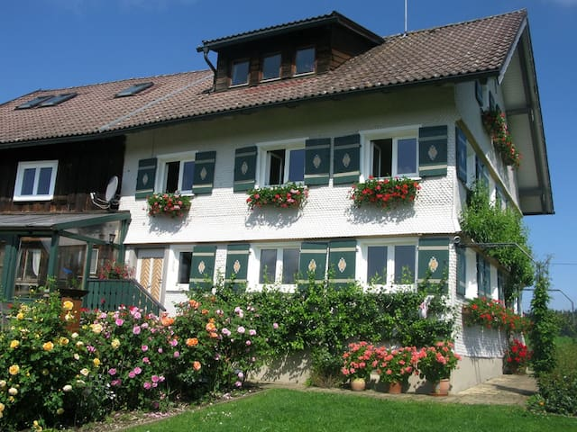 Holiday at the top - Stiefenhofen - Apartament