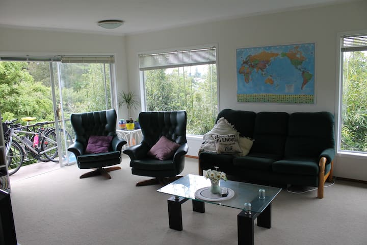 Titirangi Tree House - Auckland - Lägenhet