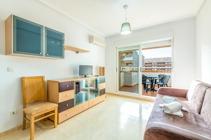 Vacaciones Oromarina Jardines del Mar - Apartamento Superior 2 Dormitorios