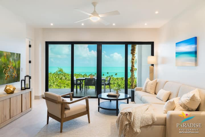 NEW Oceanview Condo With Pools at Long Bay Beach!