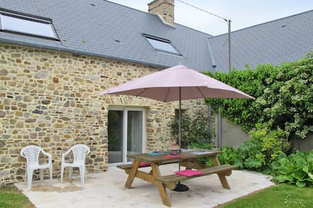 Holiday home in Créances for 4 persons