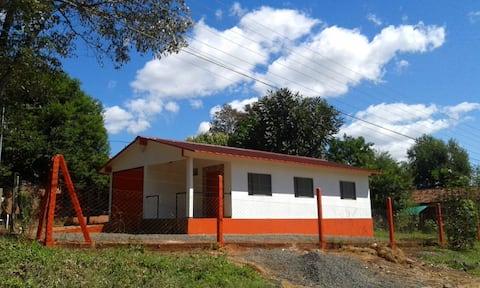 Сдается новый дом в г. Hohenau, Paraguay
