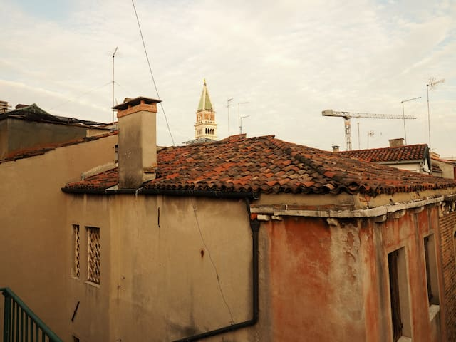 Panoramic flat with terrace, in heart of San Marco - Venezia - Apartment