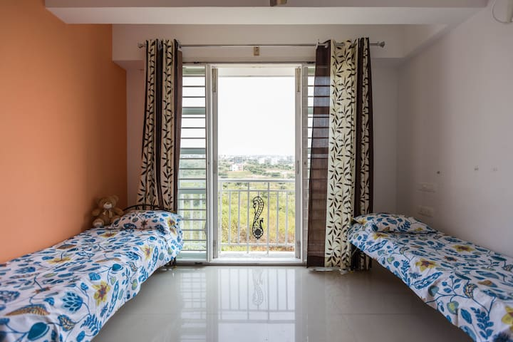 City getaway in Green surrounding - Bangalore - Huis