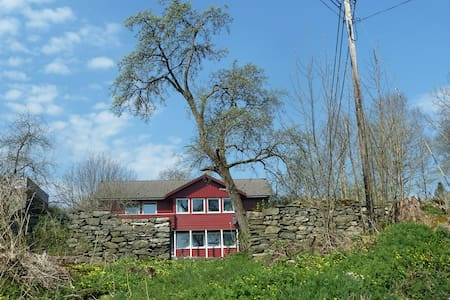 Litlebergen, Meland - Casa