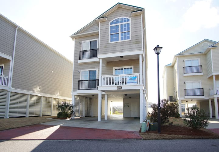 POINT MARSH 2308 is a deluxe 5BR vacation home with a private elevator & pool.
