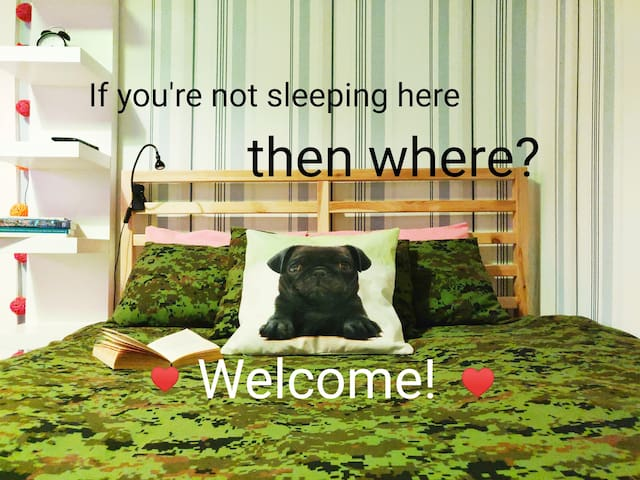 ♥️Awesome place to stay ¯\_(ツ)_/¯ ♥️