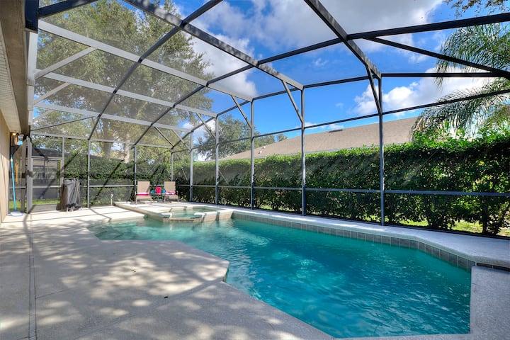 Westhaven & Spa: Games Room, Pool & Large TV