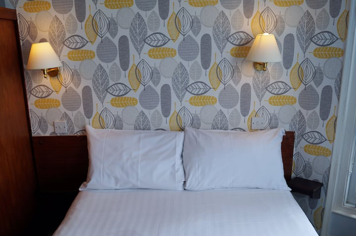 Sea View Double Room with Ensuite