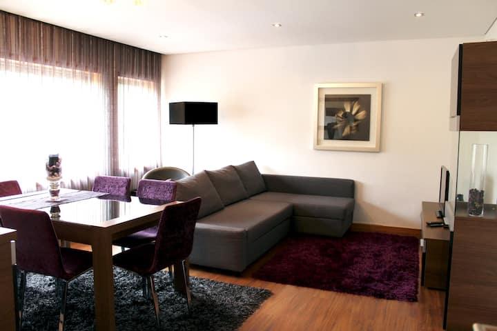 FeelCoimbra contemporary deluxe flat in Coimbra