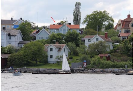 Dalarö Villa Birka in Stockholm archipelago