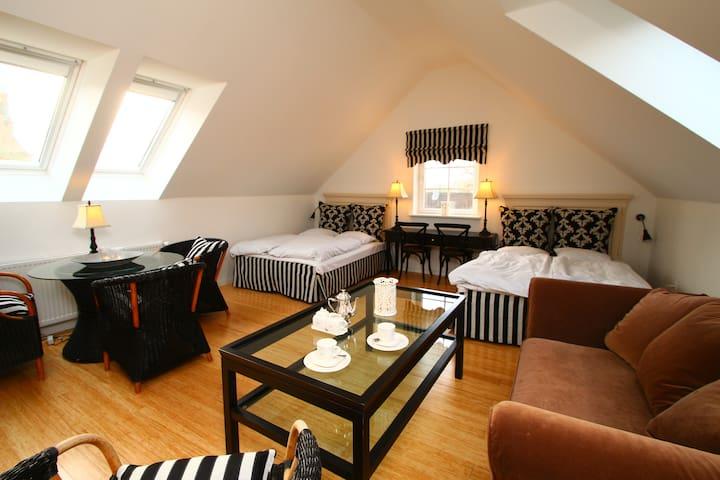 4 personers lejlighed ved Sophiendal Gods - Skanderborg - Pis