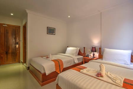 Lovely room with stunning view in Siem Reap - Krong Siem Reap - 아파트