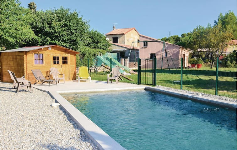 Holiday cottage with 1 bedroom on 40m² in Carpentras