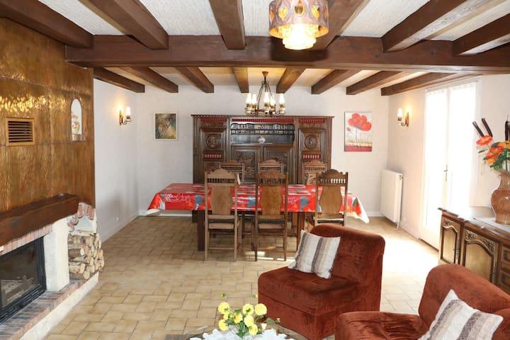Bel appartement au coeur des Vosges - Granges-sur-Vologne - Apartament