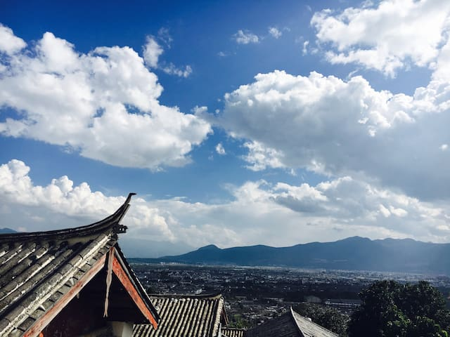 Indigo Pure--Wooden View House(青朴小院,躺在云端的房子) - Lijiang