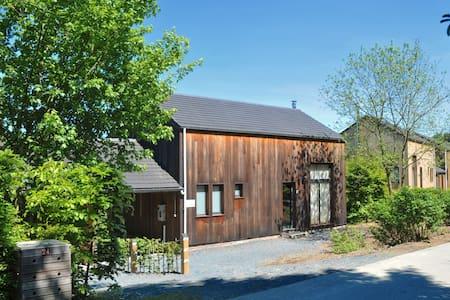 Maison de vacances moderne avec jardin située à Houffalize