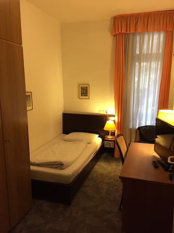 Albtalunterkunft in Bad Herrenalb Single Room B