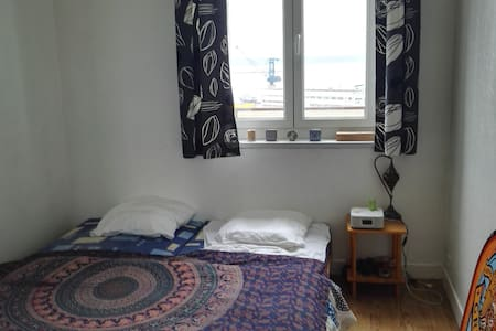 Appartement vue sur la Rade et ses couleurs, Brest - Lejlighed
