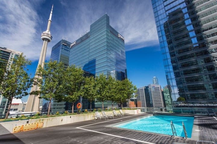 Luxurious Modern Breathtaking View 2BR 2BA-Toronto
