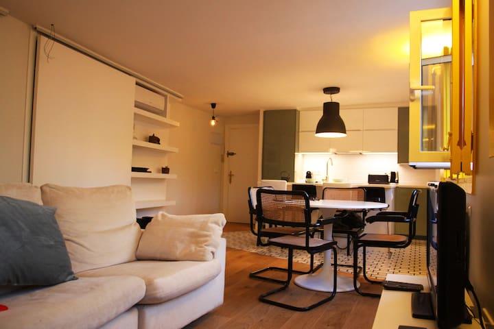 Living room /Kitchen 2