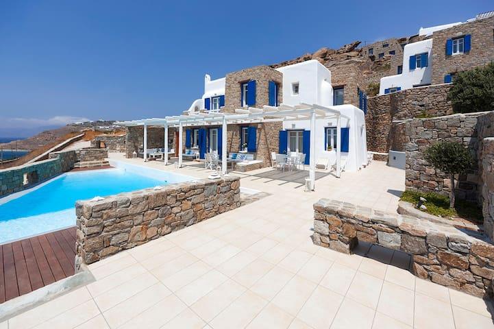 Villa in Choulakia(Agios Stefanos) - Agios Stefanos - Holiday home