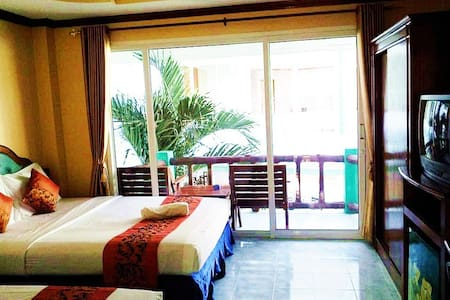 Aonang Beach Standard twin Room - Krabi - Boutique-hotelli