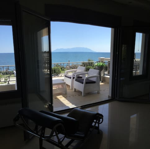 Breath taking Seaview penthouse - Alexandroupoli - Villa