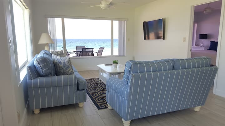 Ocean View Apartment with Private Patio #116