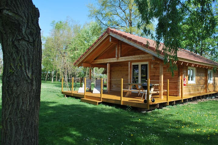 Chalet - 6 personnes, 2 chambres