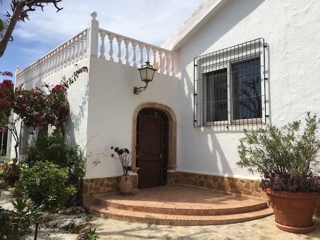 Übernachtung in spanischem Landhaus - Guardamar del Segura - Villa