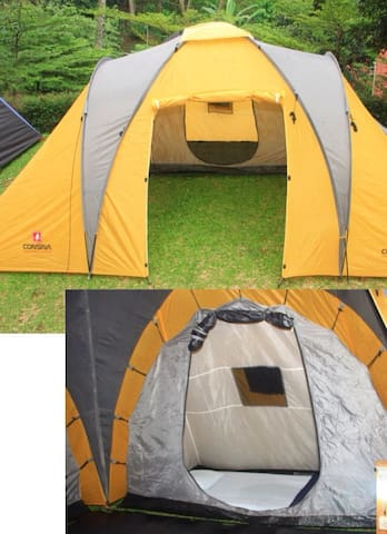 Camping Glamour Family - Megamendung - Tente