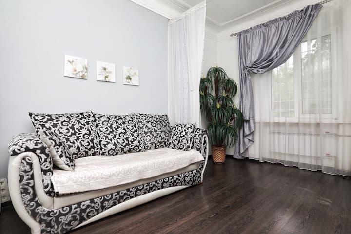 Квартира на проспекте Героев