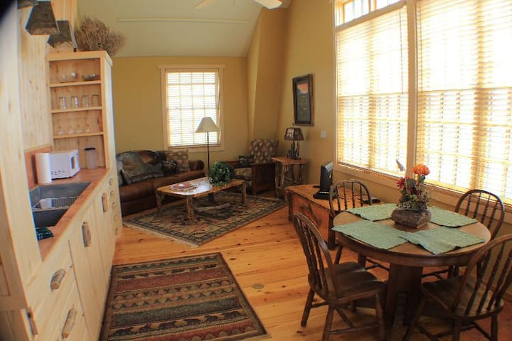 Great room taken from the kitchen