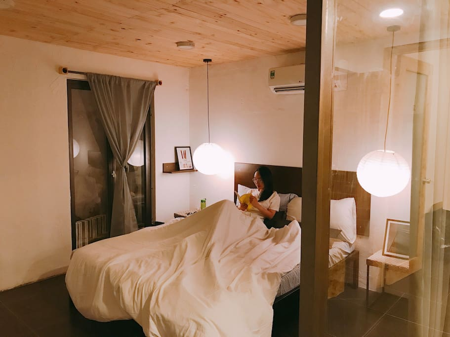 A place for you to return to and rest after a full day exploring Nha Trang