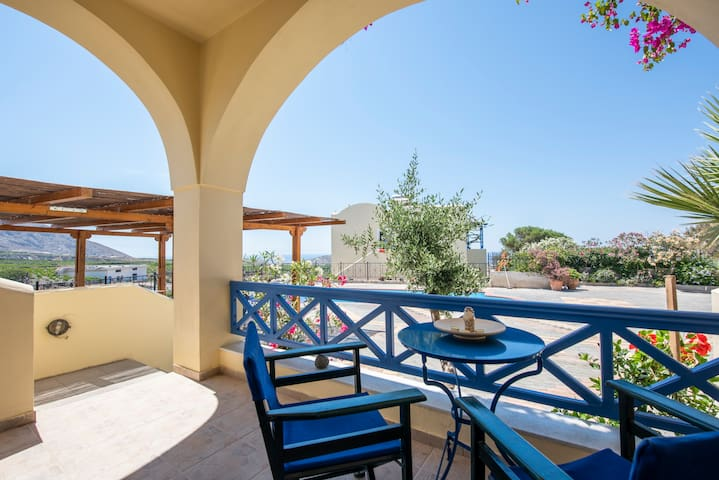 Santorini Spacious 2 rooms Apartment