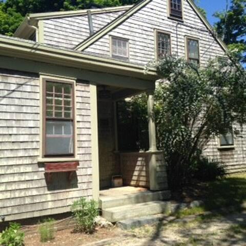 The Sidney Brooks House & Cottage