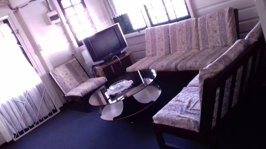 Woonkamer/ Living room