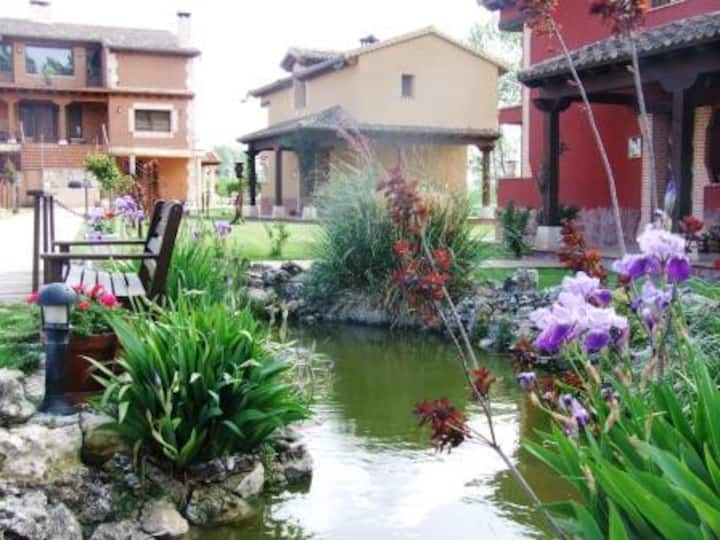 Casa rural en Turegano 4 pax.  Atoca 3