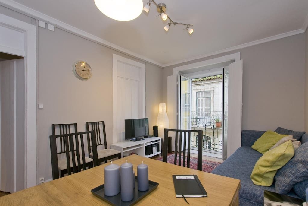 SORIANO apartment - enjoy a relaxing rest at your private haven in the heart of Bairro Alto