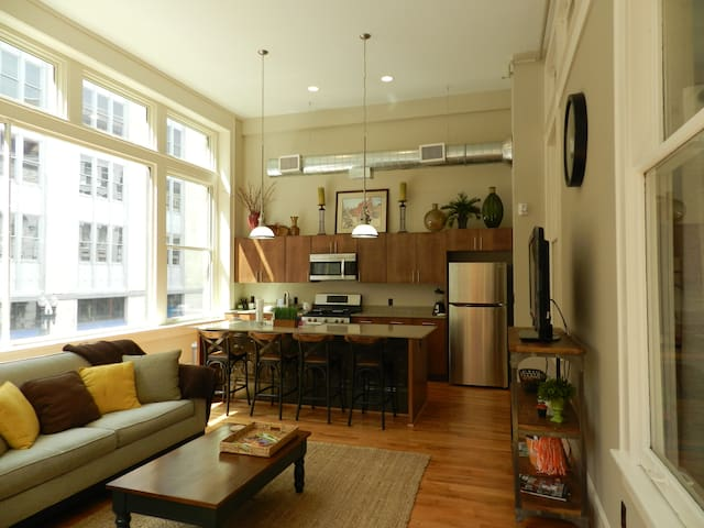 Urban, 2 Bedroom Apt. in the heart of Knoxville