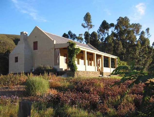 Inkaroo Cottage - Barrydale - Casa